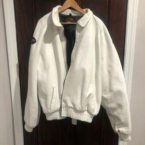 Authentic vintage vanson men's leather jacket